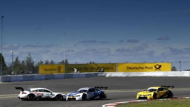 Am Nürburgring krachte es zwischen Paul di Resta und Philipp Eng