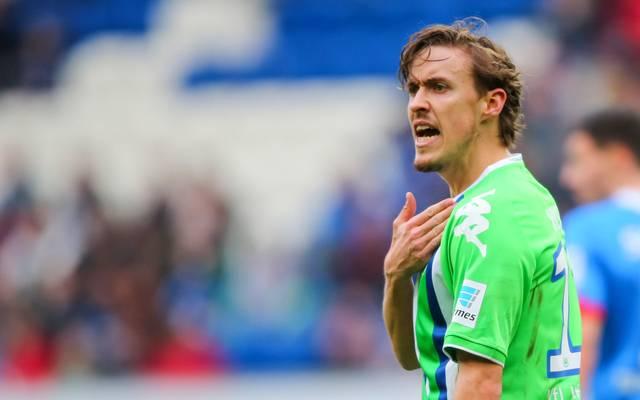Max Kruse wird den VfL Wolfsburg wohl verlassen