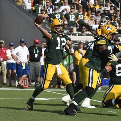 Was Rodgers nach dem Packers-Debakel Mut macht