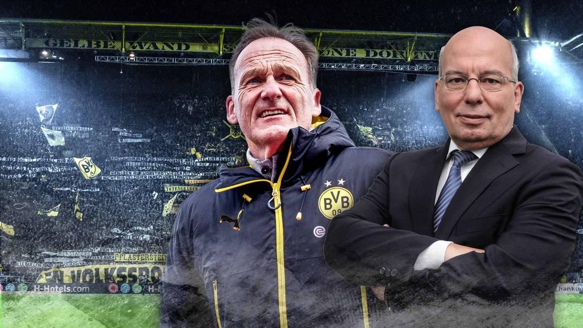 Rainer Wendt zu Hans-Joachim Watzke und Borussia Dortmund