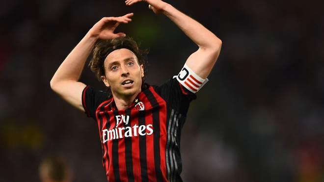 Riccardo Montolivo bleibt dem AC Mailand treu