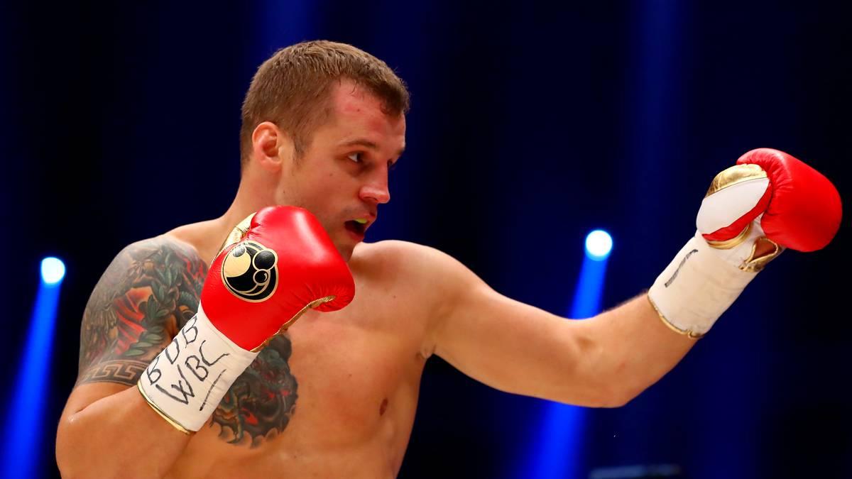 Mairis Briedis kämpft um die Muhammad Ali Trophy