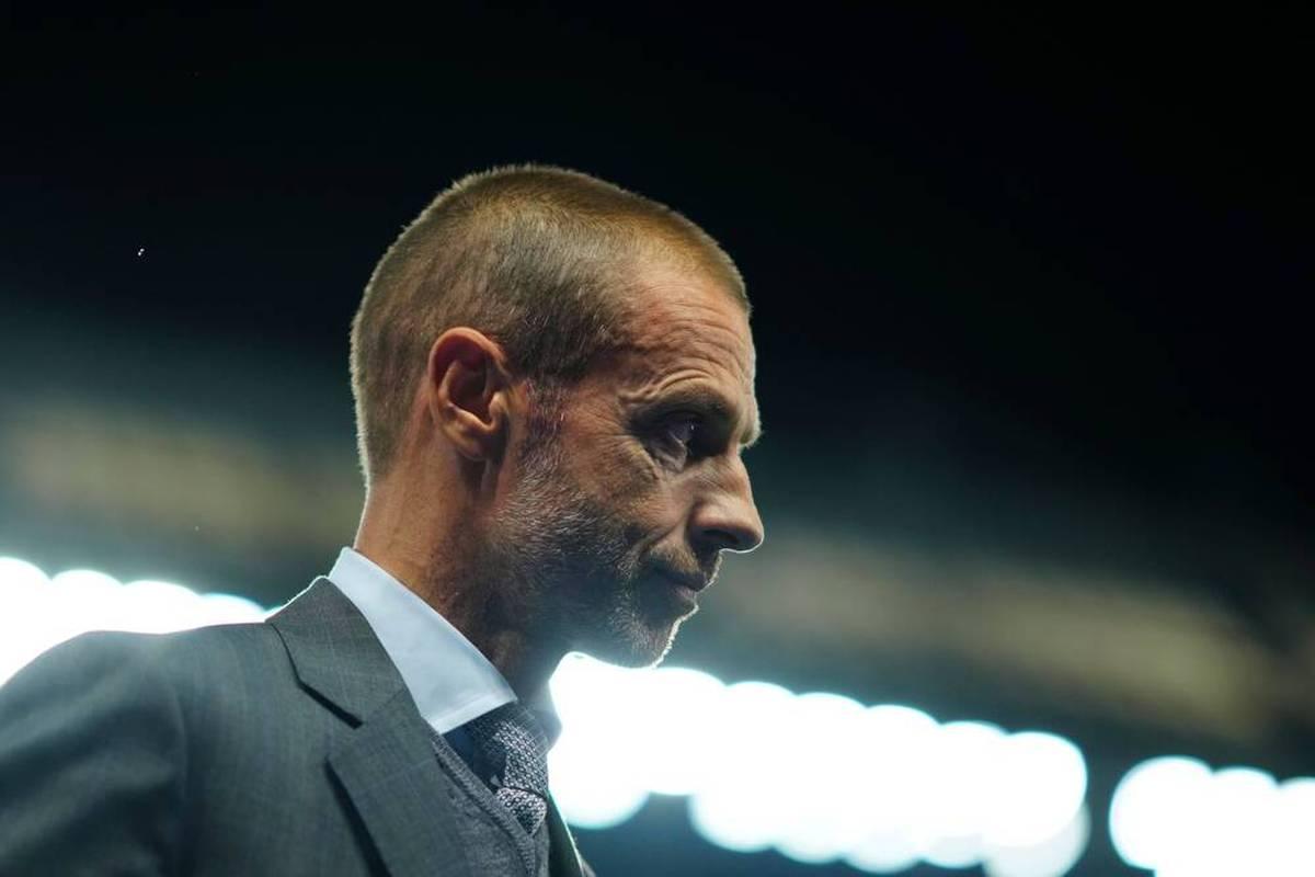 Im Streit um die Gründung einer möglichen Super League droht die nächste Eskalationsstufe. Ein spanischer Richter droht UEFA-Präsident Aleksander Ceferin mit einer Klage.