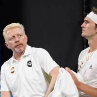 """Becker: """"Zverev scheitert an Zverev"""""""