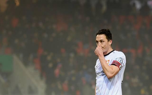 Bundesliga: Julian Baumgartlinger erleidet Nasenbeinbruch