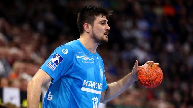 Robert Markotic erzielte in dieser Saison 38 Tore für Stuttgart