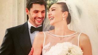Naz Aldemir ist seit 2013 mit dem Basketball-Star Cenk Akyol verheiratet