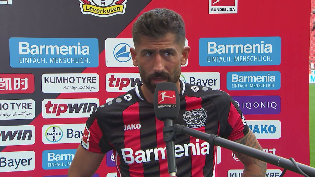 Kerem Demirbay kritisiert nach der furiosen 3:4-Pleite gegen Borussia Dortmund das Schiedsrichtergespann - und wird dabei deutlich.
