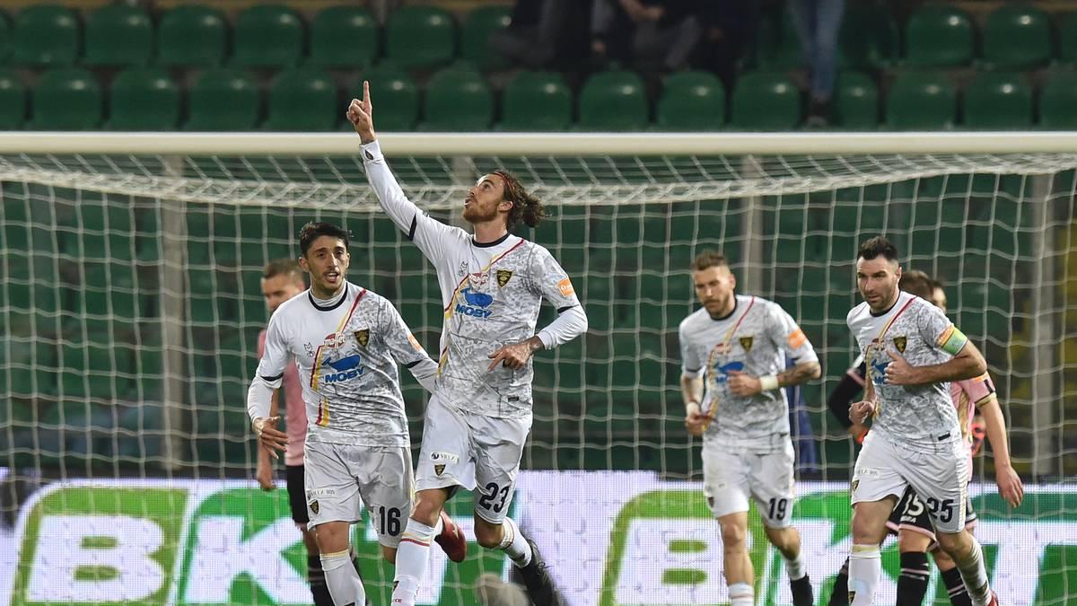 Direkter Durchmarsch - Lecce steigt in die Serie A auf