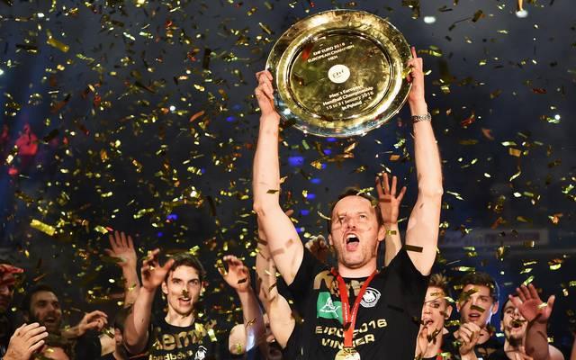 Dagur Sigurdsson hat die deutsche Nationalmannschaft zum EM-Titel geführt