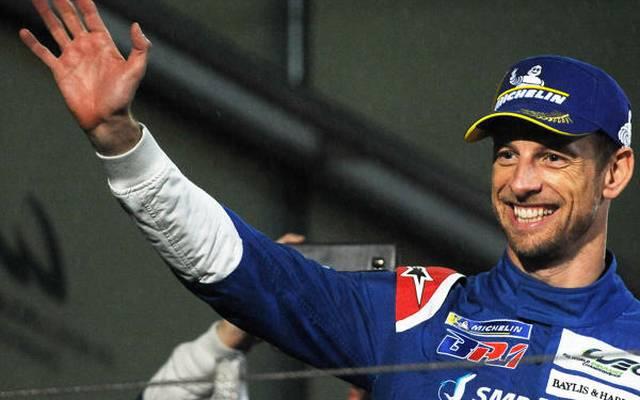 Jenson Button hat in seiner Rennfahrerkarriere noch einiges vor