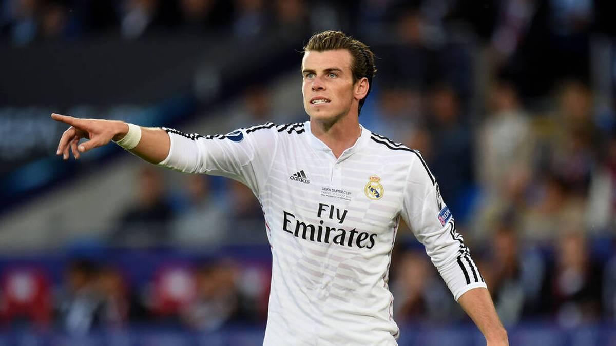Gareth Bale verliert seine Rückennummer bei Real