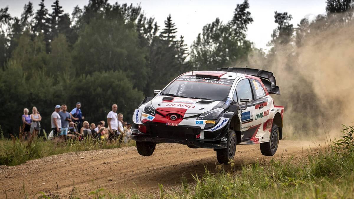 Kalle Rovanperä hält Kurs auf Rekord-Sieg