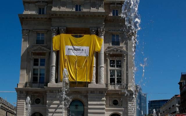 In Brüssel feiert die Tour de France 2019 gleich zwei Jubiläen.