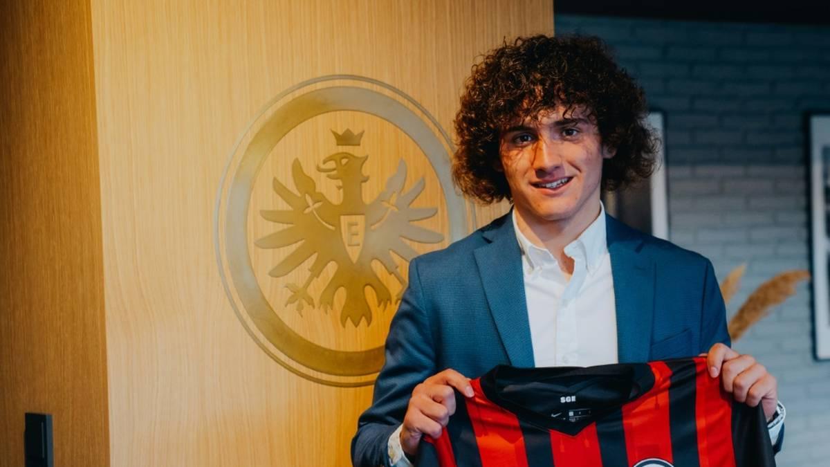 Eintracht Frankfurt gelingt Transfer-Coup