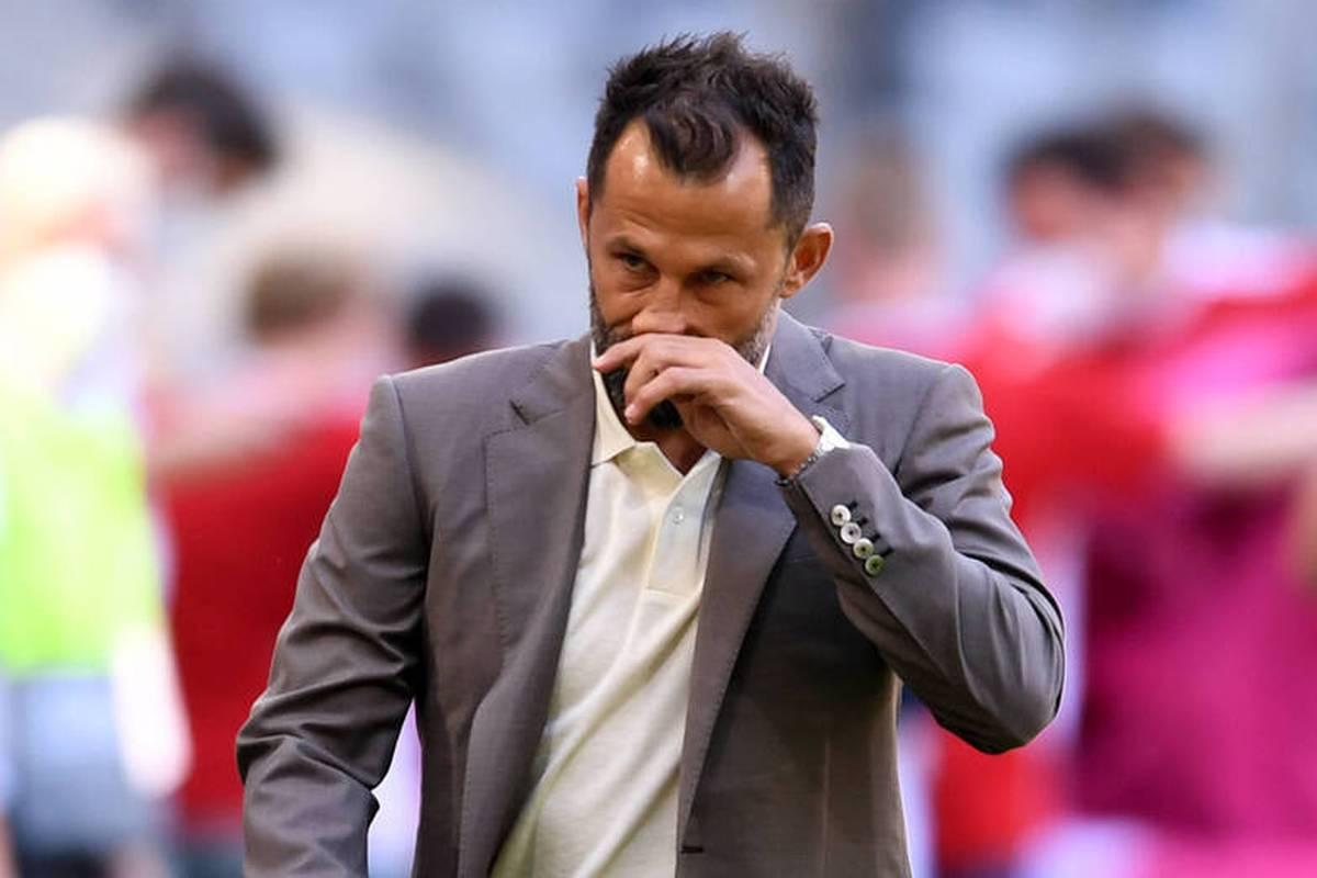 Bayern-Vorstand Hasan Salihamidzic sprach um die Transfer-Gerüchte um Antonio Rüdiger