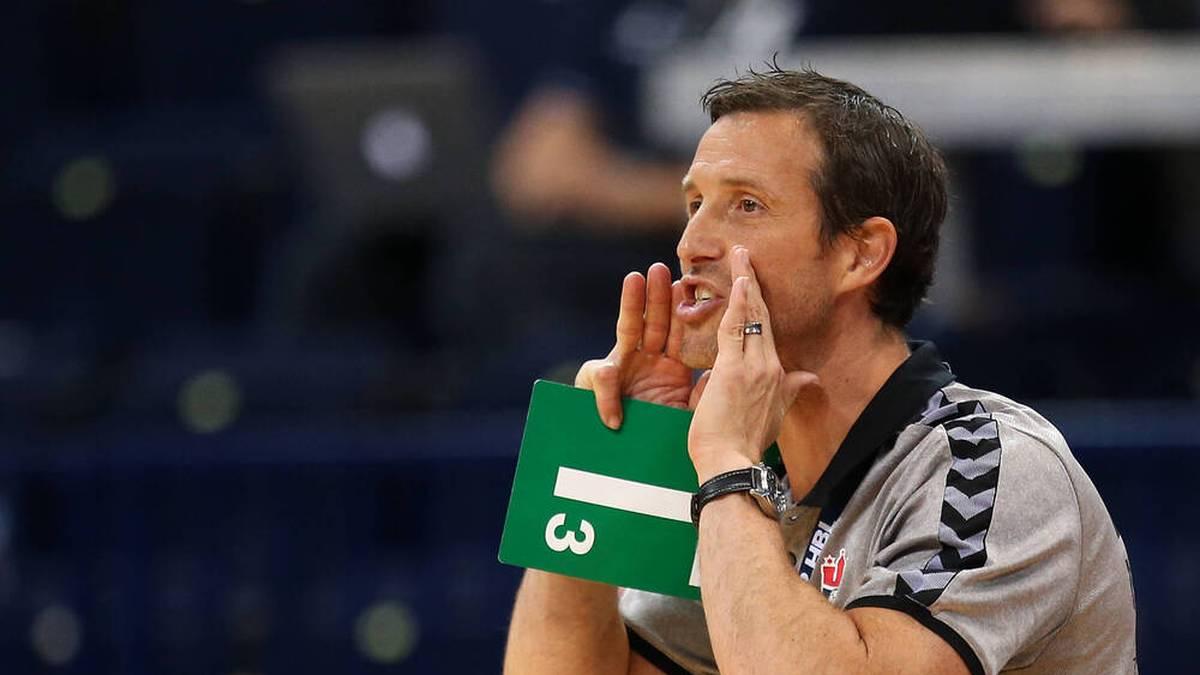 Torsten Jansen hat mit Hamburg den Sprung in die Handball-Bundesliga geschafft