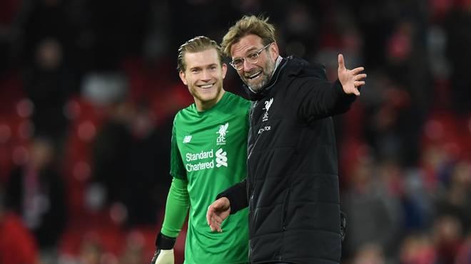 Loris Karius soll weiter eine Rolle in den Planungen des FC Liverpool spielen