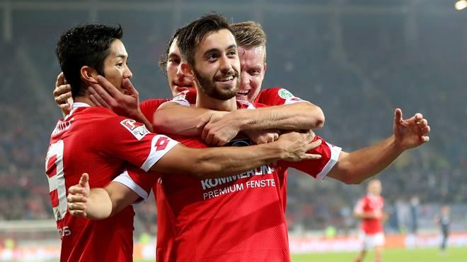 Yunus Malli überzeugt derzeit bei Mainz 05