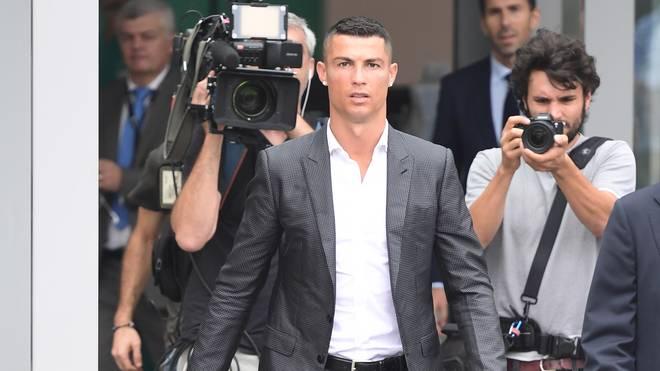 Gegen Cristiano Ronaldo wird ermittelt