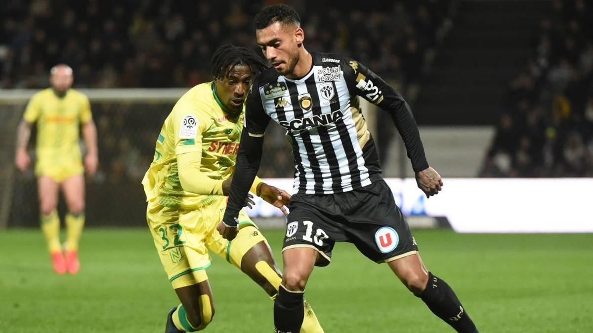 SC Freiburg verpflichtet Santamaria von Angers