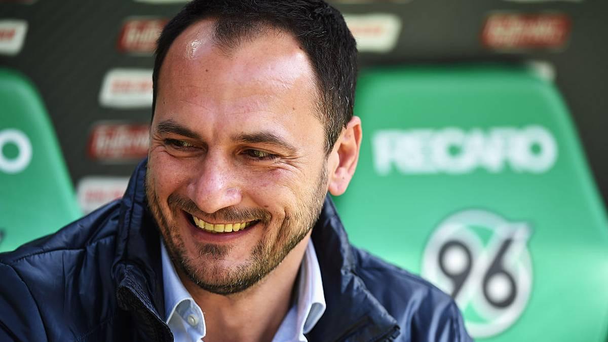 Ex-96-Manager Möckel hat neuen Job