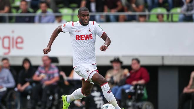 1. FC Köln: Anthony Modeste berichtet von mieser Stimmung bei Rückkehr, Anthony Modeste stürmt für den 1.FC Köln in der Bundesliga