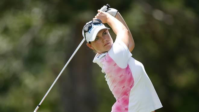 Caroline Masson liegt auf Platz 18