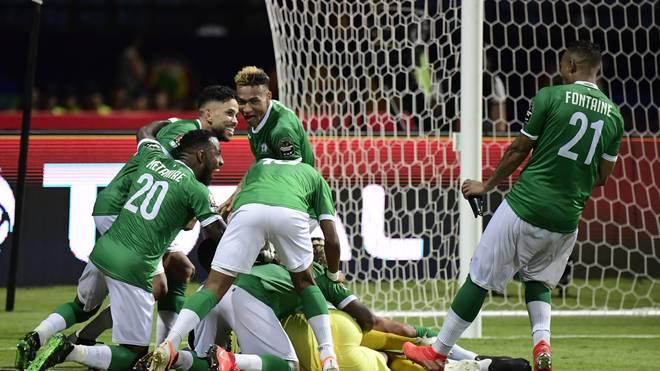 Madagaskar feiert den Einzug ins Viertelfinale