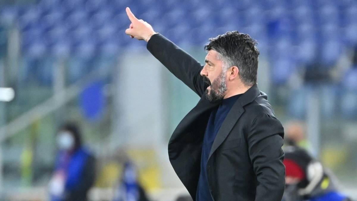 Gennaro Gattuso wird neuer Trainer des AC Florenz - und damit auch von Franck Ribéry