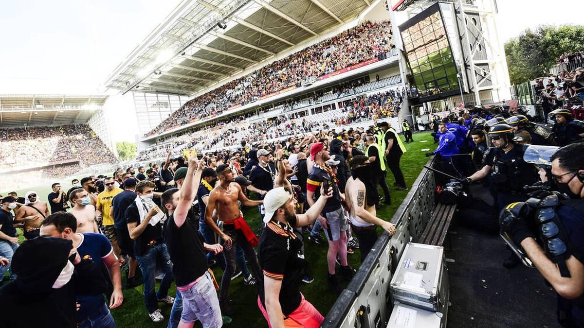 Nächster Fan-Skandal in der Ligue 1