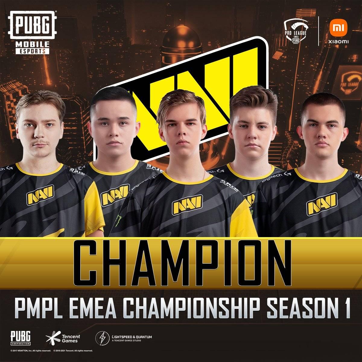 NAVI gewinnt erste Pro League Championship