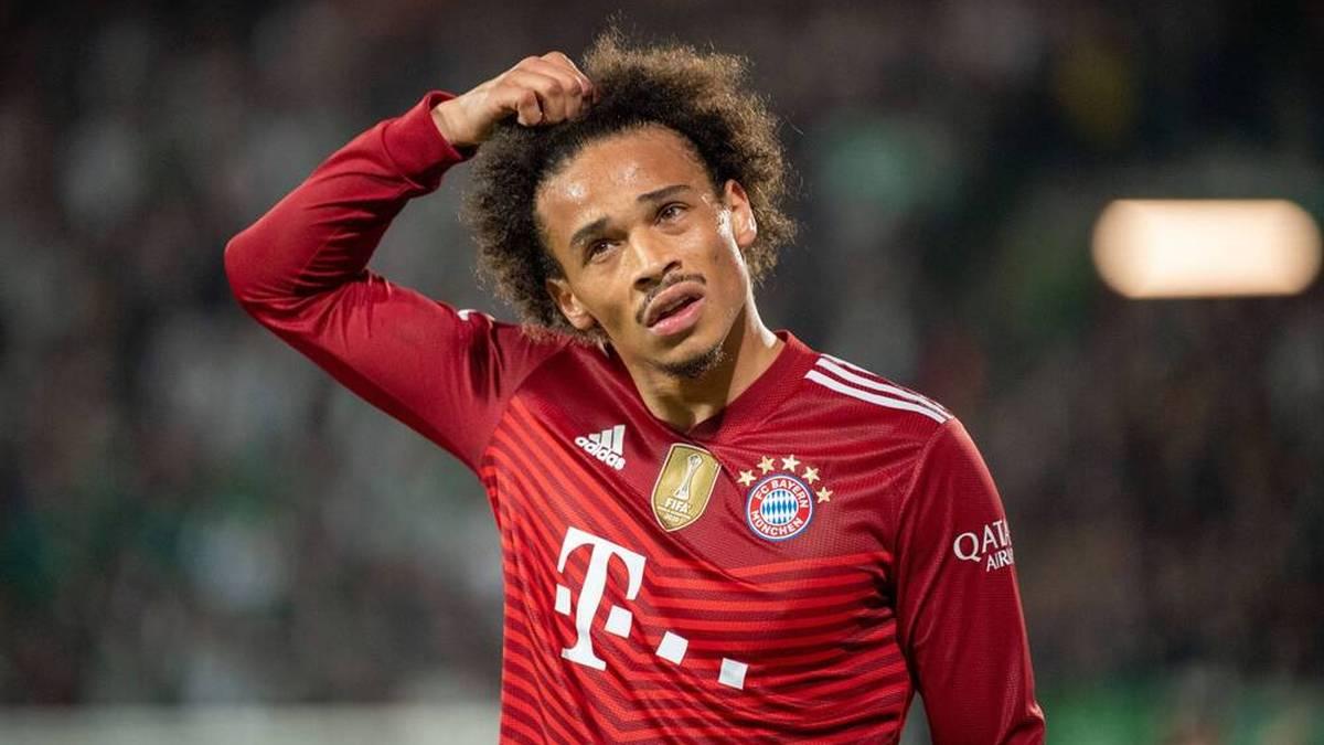 Bayern unterläuft Trikotpanne bei Sané