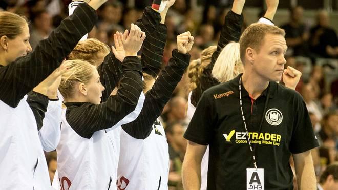 Der DHB trennt sich von Jakob Vestergaard