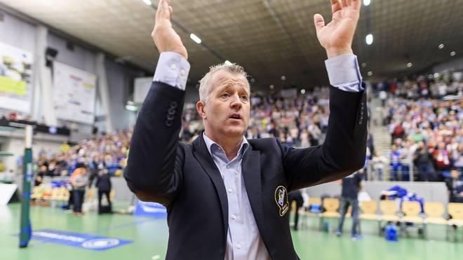 Vital Heynen verabschiedet sich nach der Saison vom VfB Friedrichshafen