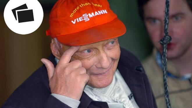 Formel-1-Legende Niki Lauda verstarb am 20. Mai 2019