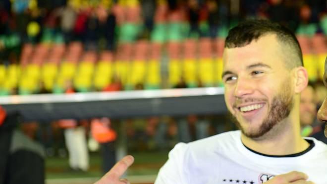 Casey Therriault gewann mit den Braunschweig Lions vier Mal den German Bowl