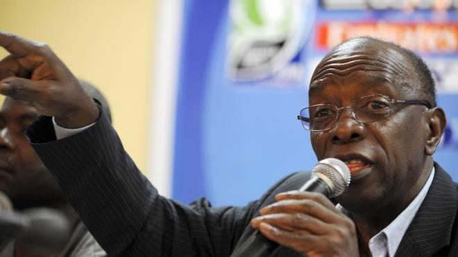 Jack Warner war Vizepräsident der FIFA