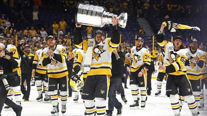 Die Pittsburgh Penguins gewannen den Stanley Cup in diesem Jahr