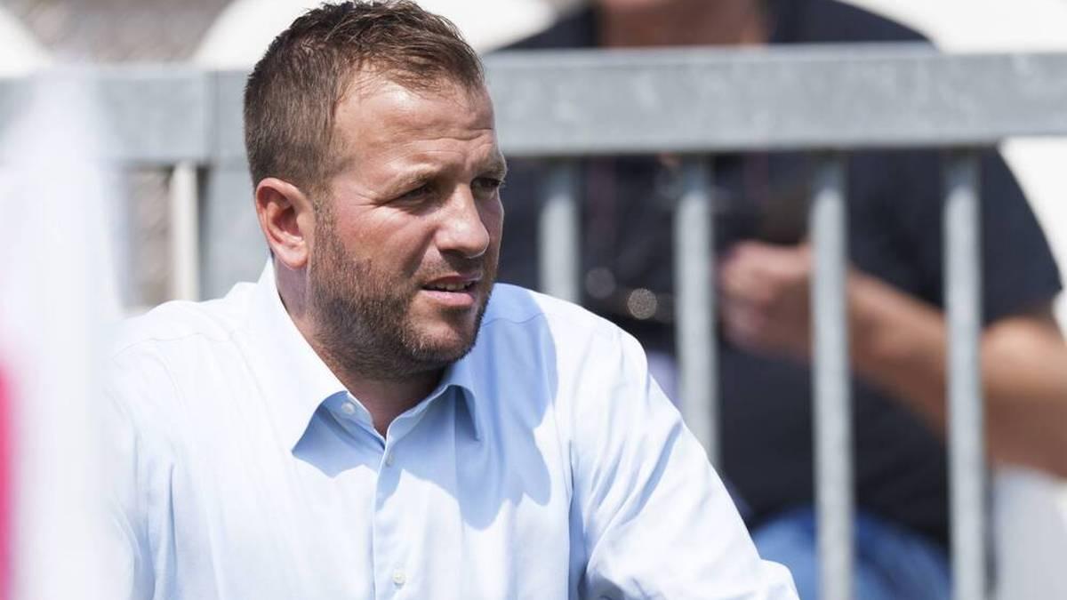 Rafael van der Vaart übernimmt neuen Job in Dänemark