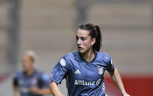 Sara Däbritz spielt künftig nicht mehr für den FC Bayern