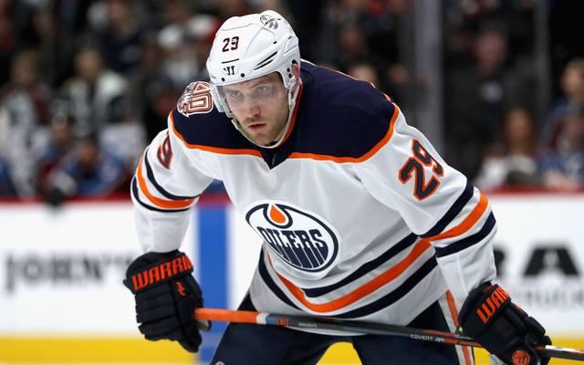 Leon Draisaitl und die Edmonton Oilers haben eine schmerzhafte Niederlage erlitten