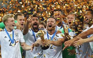 Fussball / FIFA Confederations Cup