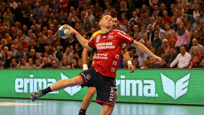Magnus Jondal steuerte vier Tore zum Sieg der SG Flensburg-Handewitt bei