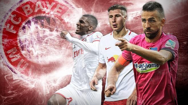 Der FC Bayern hat in der Bundesliga ungewohnte Verfolger
