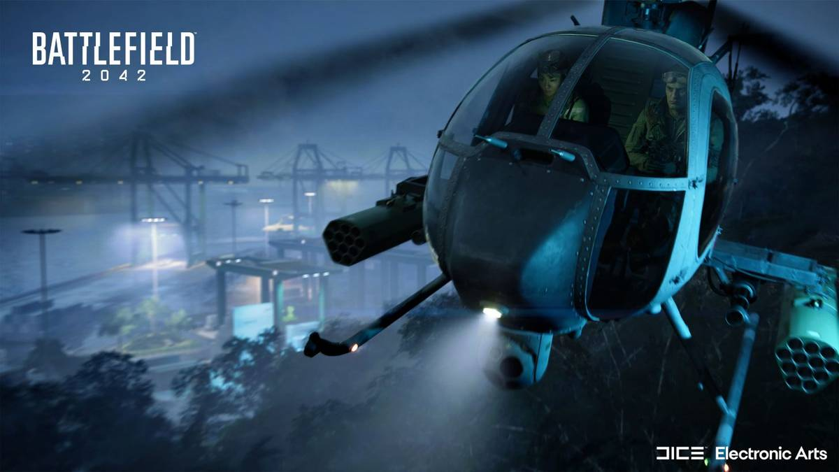 Die Battlefield 2042 Beta war solide - mehr aber auch nicht