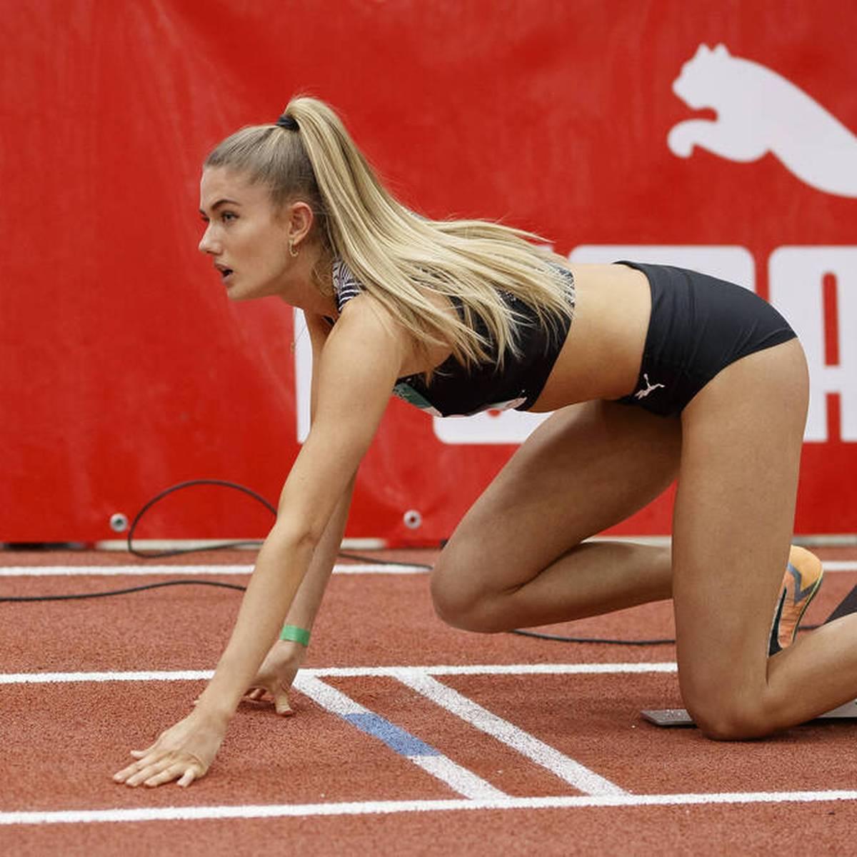 Leichtathletik-Star wechselt auf den Laufsteg