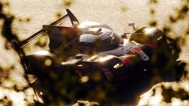 Mit dem #8 Toyota stehen Alonso/Buemi/Nakajima kurz vor dem WEC-Titel 2018/19