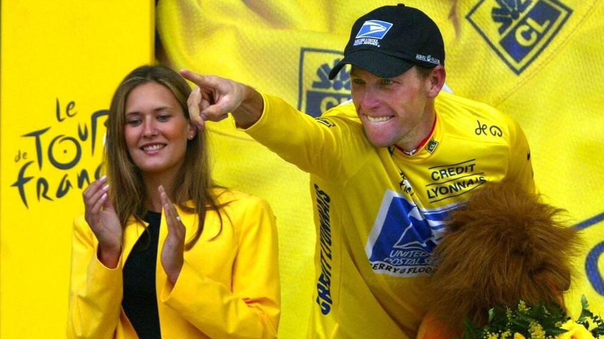 Lance Armstrong dominierte einst den Radsport