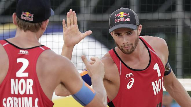FIVB Beach Volleyball World Tour Tokyo - Day 5
